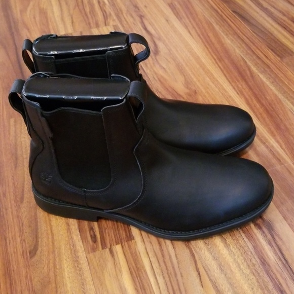NIB Men's Carter Chelsea Boot By Timberland NWT